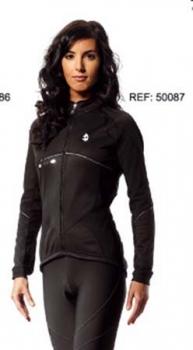 ETXEONDO Damen Jacke Dabei schwarz