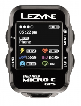 Lezyne Micro C GPS Color