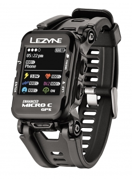 Lezyne GPS Watch Color