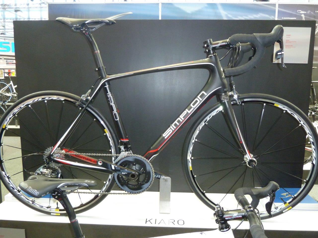 Ultrasonic Bikes Simplon Kiaro